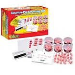 Primary Concepts Count-a-Pig Counting Kit, 75 Piece