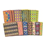 Roylco Global Village Craft Paper, Assorted Designs, 48 Sheets (R-15253)