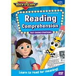 Test Taking Strategies, Reading Comprehension DVD