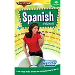 Rock N Learn® Spanish Volume II Audio CD + Book