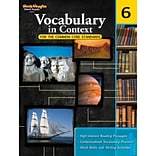 Vocabulary in Context for the Common Core™ Standards Grade 6