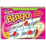 TREND enterprises, Inc. Sight Words Level 2 Bingo Game (T-6076)