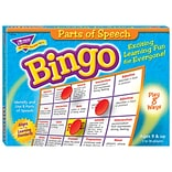 Trend® Parts of Speech Bingo Game