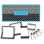 Teacher Created Resources Black & White Sticky Notes (TCR5834)