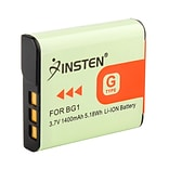 Insten® 255953 2-Piece DV Battery Bundle For Sony NP-BG1/Cyber-Shot DSC-N1/DSC-T100