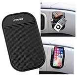 Insten Universal Magic Sticky Anti-Slip Mat Black For Smartphone