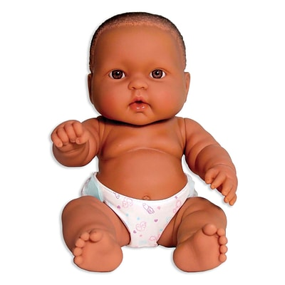 JC Toys Lots To Love Babies African American Baby Doll, 14