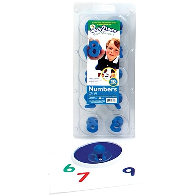 Ready2Learn™ Giant Stampers, Numbers 0-9