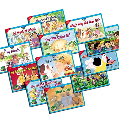 Sight Word Readers Variety Pack    (Gr. 1-2)