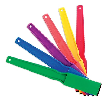 Dowling Magnets Wand, Assorted Primary Colors, 24/Pack (DO-736625)