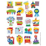 Eureka® Scented Sticker, Popcorn, 80/Pack