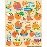 Eureka® Scented Sticker, Orange, 80/Pack