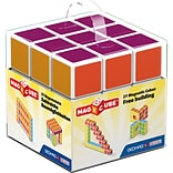 GeoMagWorld, Magicube Multicolored Building Set, 27 pieces (GMW128)