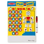 Melissa & Doug® Flip to-Win Hangman Travel Game (LCI2095)