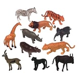 Get Ready Kids® Zoo Animals Playset, 6, 11/Set