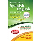 Merriam Websters Spanish-English Dictionary