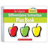 The Scholastic Differentiated Instruction Plan Book (SC9780545112635)