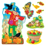 Trend Enterprises Fall Things Bulletin Board Set, 26 pieces (T-8174)