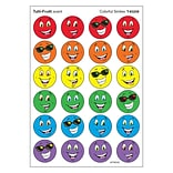 Trend Colorful Smiles/Tutti-Frutti Stinky Stickers, 96 ct. (T-83208)