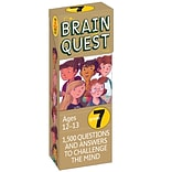 Brain Quest Grade 7 Revised 4th Edition