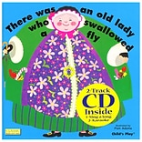 Childs Play® Old Lady Who Swallowed a Fly Book with CD (PY9781904550624)