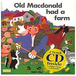 Childs Play® Old MacDonald Had A Farm Book with CD (PY9781904550648)