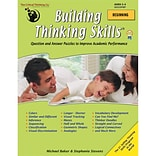 Building Thinking Skills® Book, Beginning for Grade PreK (CTB05233)