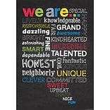 Creative Teaching Press® 13 3/8 x 19 Inspire U Poster, We Are…