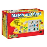 Primary Concepts™ Match and Sort Kit, 60 Piece