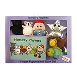 The Puppet Company, Traditional Story Sets Nursery Rhymes, 13.5 x 9.5, 7/set (PUC007905)