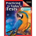 TIME For Kids: Practicing for Todays Tests Language Arts Level 4, Paperback (51437)