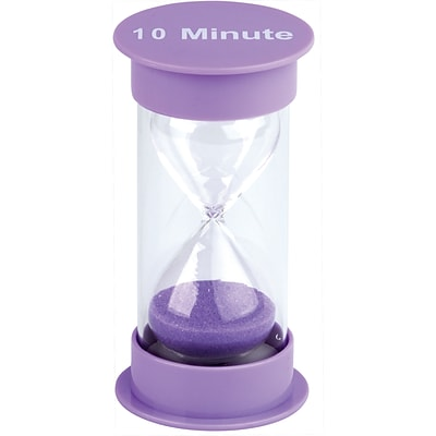 Teacher Created Resources 10 Minute Sand Timer, Medium (TCR20762)