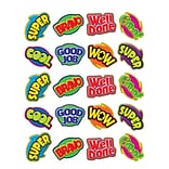 Teacher Created Resources Positive Words Stickers, Pack of 120 (TCR5206)