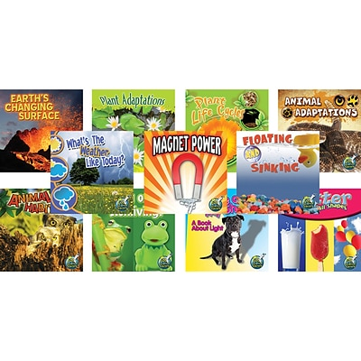 My Science Library, Set of 11, Grades 1-2