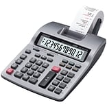 Casio® Printing Calculator; 2.4 Lines/sec