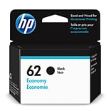 HP 62 Black Economy Ink Cartridge (1VV43AN)