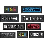 Creative Teaching Press® Reward Sticker, Chalkboard, 75/Pack
