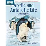 Dover® Boost™ Arctic And Antarctic Life Coloring Book