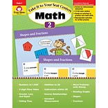 Evan-Moor® Take It To Your Seat Math Centers, Grade 2