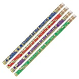 Musgrave Pencil Company Pencil, Student of The Month, 12/Pack
