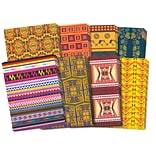 Roylco Native American Craft Paper, 8.5 x 11, Assorted Designs, 32 Sheets (R-15278)