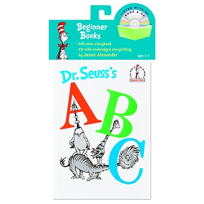 Random House® Carry Along Book & Cd, Dr. SeussS Abc
