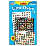 TREND® Little Flyers superSpots® and superShapes Stickers Variety Pack, 2000 Count (T-46931)