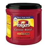 Folgers® Classic Roast® Ground Coffee, Medium Roast, 30.5 oz. Canister (02042)