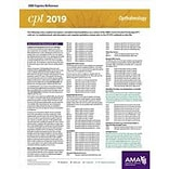 AMA ERC-CPT 2019 Ophthalmology
