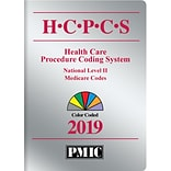 PMIC HCPCS 2019 Coders Choice, Perfect Bound