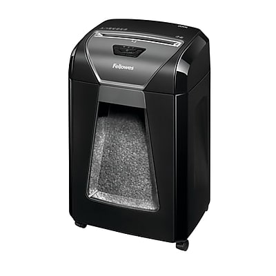 Fellowes 20-Sheet Micro-Cut Microshred Shredder (4923002)