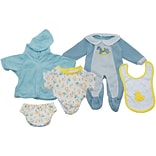Doll Clothes, Set of 3 boy outfits