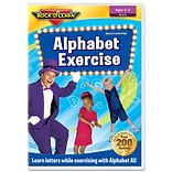 Rock N Learn® Alphabet Exercise DVD