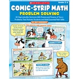 Scholastic Comic-Strip Math, Problem Solving, Grades 3-6
